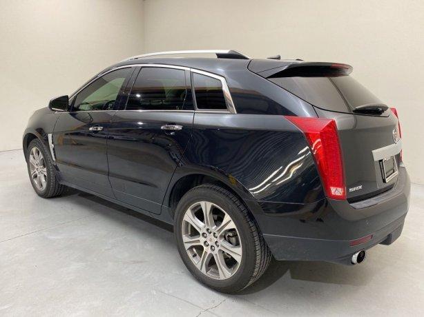 used Cadillac SRX for sale near me