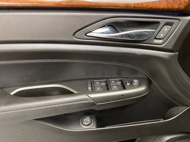 used 2012 Cadillac SRX for sale Houston TX