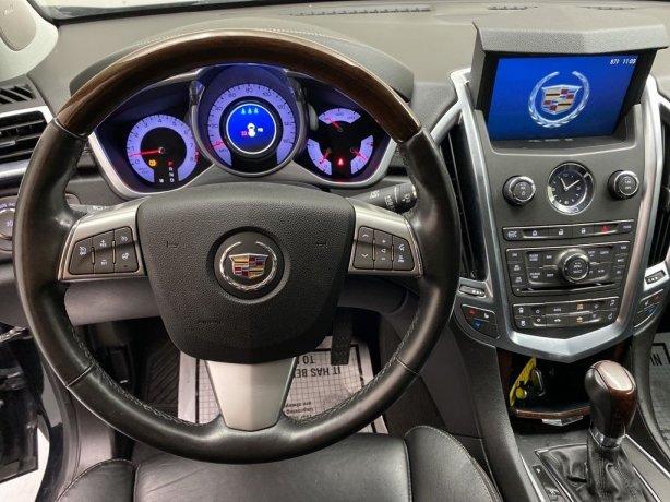 2012 Cadillac SRX for sale Houston TX