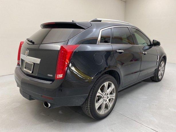 used Cadillac SRX