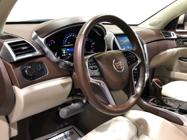 used 2015 Cadillac SRX for sale Houston TX