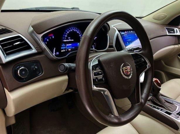 2015 Cadillac SRX for sale Houston TX