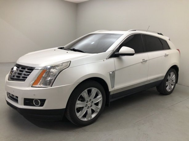 Used 2016 Cadillac SRX for sale in Houston TX.  We Finance!