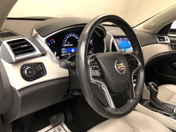 2016 Cadillac SRX for sale Houston TX