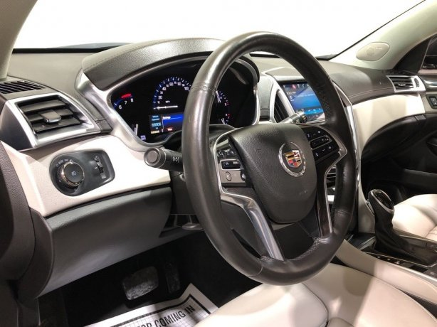 used 2016 Cadillac SRX for sale Houston TX