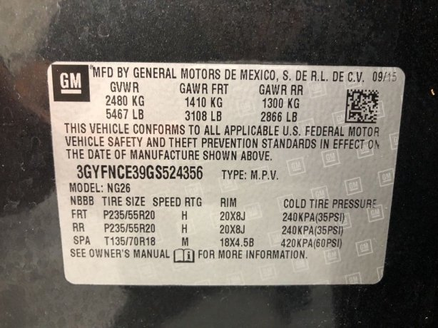 Cadillac SRX cheap for sale