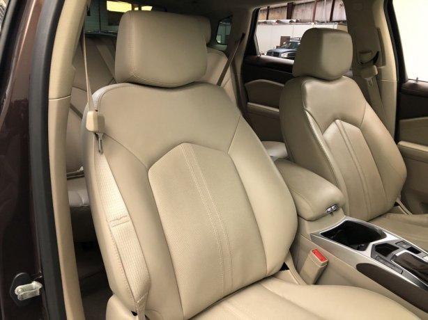 cheap Cadillac SRX for sale Houston TX
