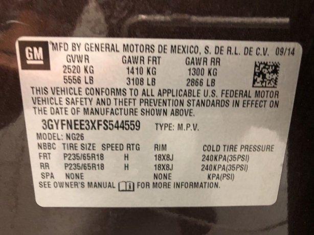 Cadillac SRX cheap for sale near me