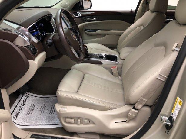 used 2015 Cadillac SRX for sale Houston TX