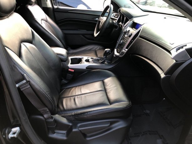 cheap used 2012 Cadillac SRX for sale