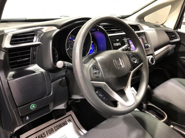 used 2019 Honda Fit for sale Houston TX