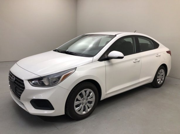 Used 2019 Hyundai Accent for sale in Houston TX.  We Finance!