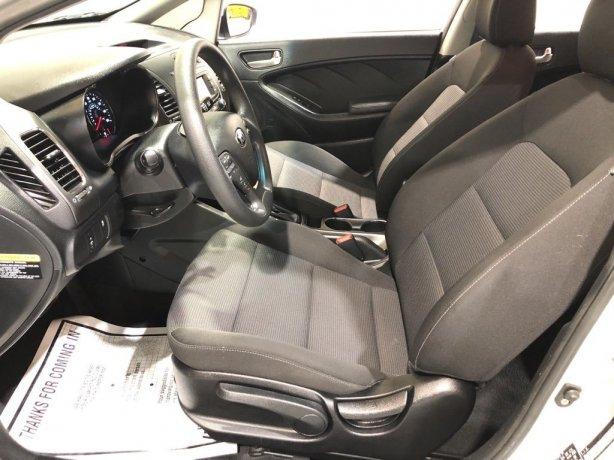 used 2018 Kia Forte for sale Houston TX
