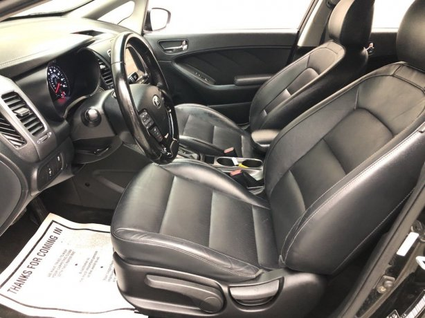 used 2017 Kia Forte for sale Houston TX