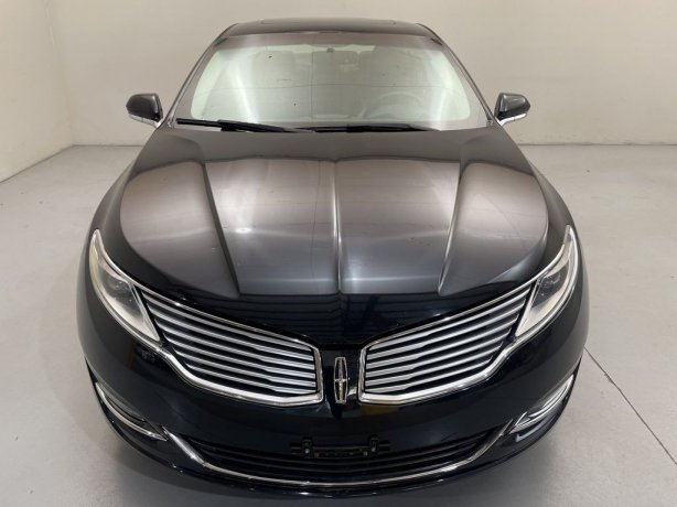 Used Lincoln MKZ for sale in Houston TX.  We Finance!