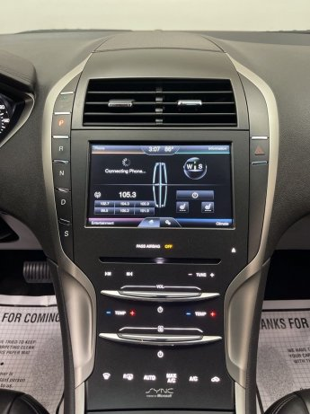 used Lincoln MKZ for sale Houston TX