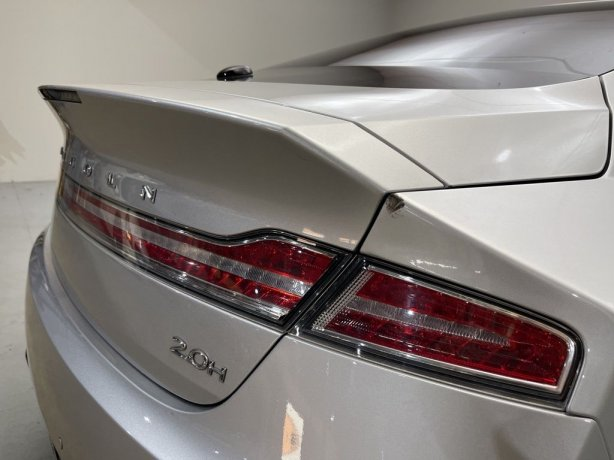used Lincoln MKZ for sale near me
