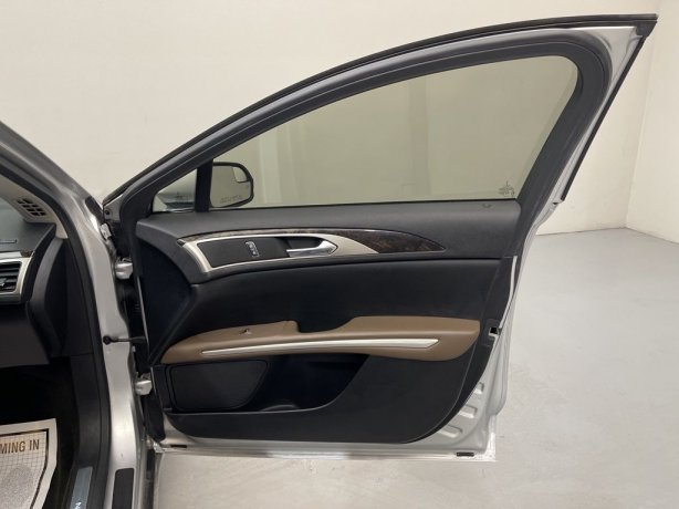 used 2015 Lincoln MKZ for sale near me
