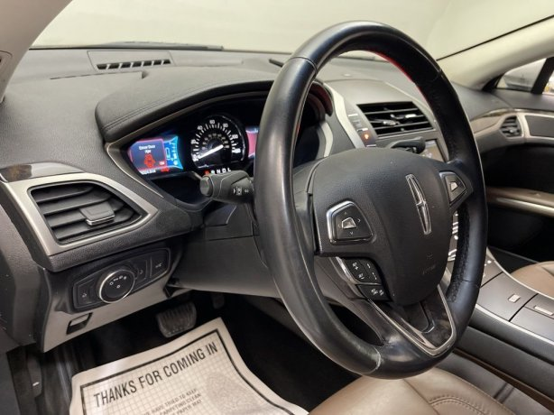 2015 Lincoln MKZ for sale Houston TX