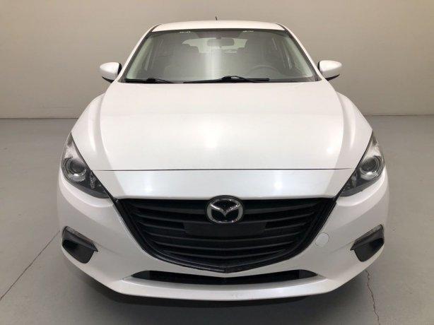 Used Mazda Mazda3 for sale in Houston TX.  We Finance!