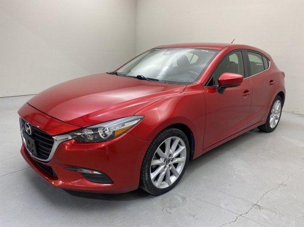 Used 2017 Mazda Mazda3 for sale in Houston TX.  We Finance!