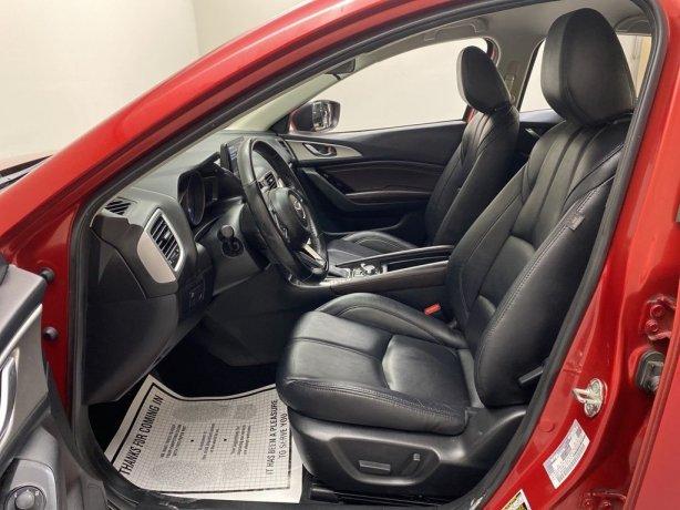 used 2017 Mazda Mazda3 for sale Houston TX