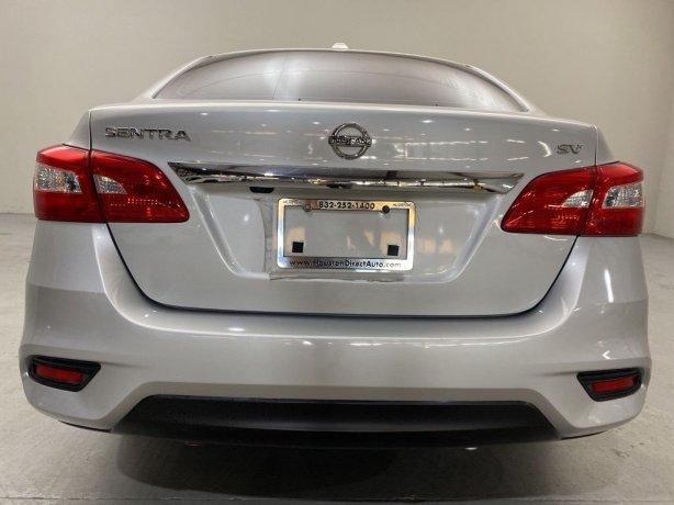2018 Nissan Sentra for sale