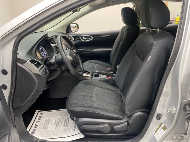 used 2018 Nissan Sentra for sale Houston TX