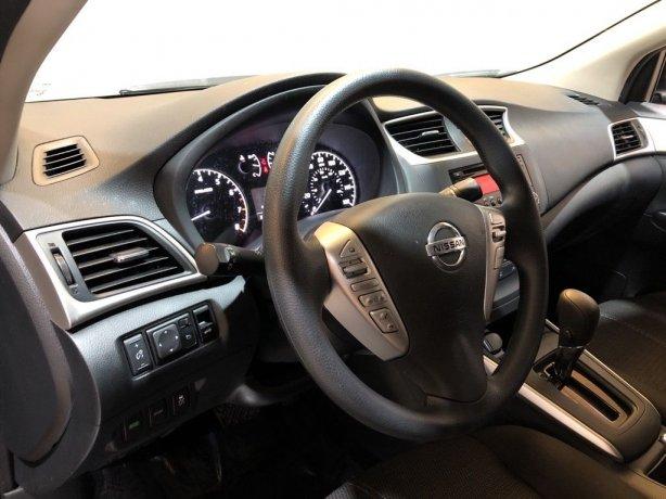 2017 Nissan Sentra for sale Houston TX