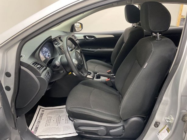 used 2019 Nissan Sentra for sale Houston TX