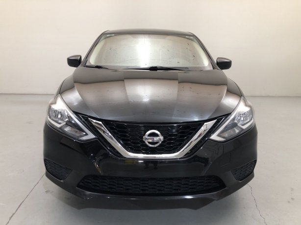 Used Nissan Sentra for sale in Houston TX.  We Finance!