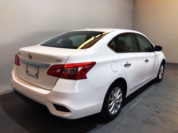 used Nissan Sentra