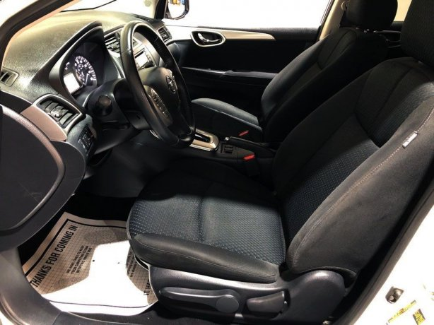 used 2015 Nissan Sentra for sale Houston TX
