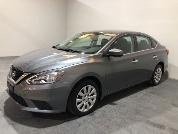 Used 2017 Nissan Sentra for sale in Houston TX.  We Finance!
