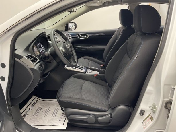 used 2017 Nissan Sentra for sale Houston TX