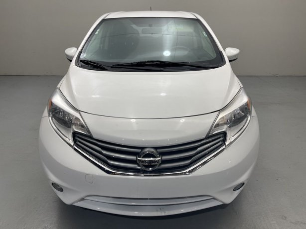 Used Nissan Versa Note for sale in Houston TX.  We Finance!