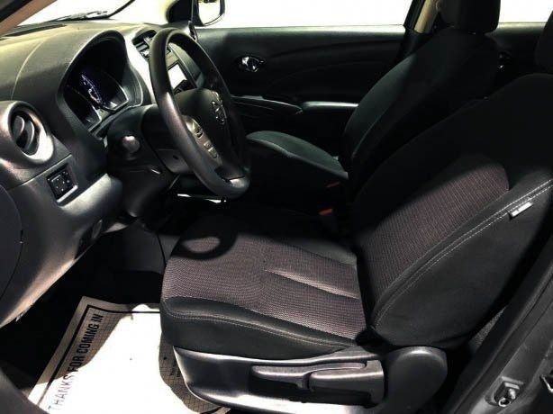 used 2018 Nissan Versa for sale Houston TX