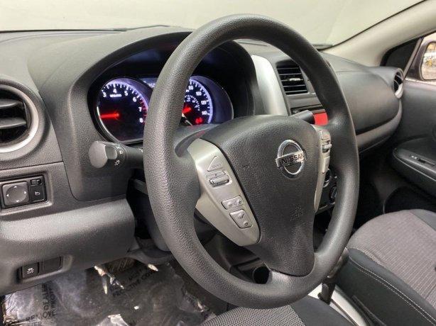 2016 Nissan Versa for sale Houston TX