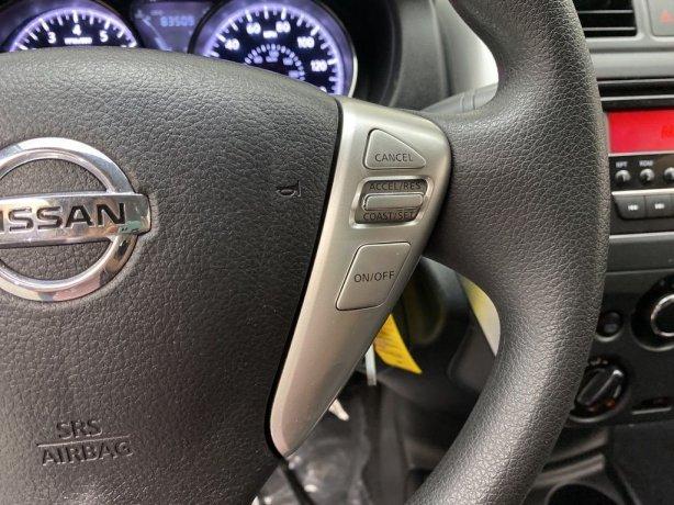 good used Nissan Versa for sale
