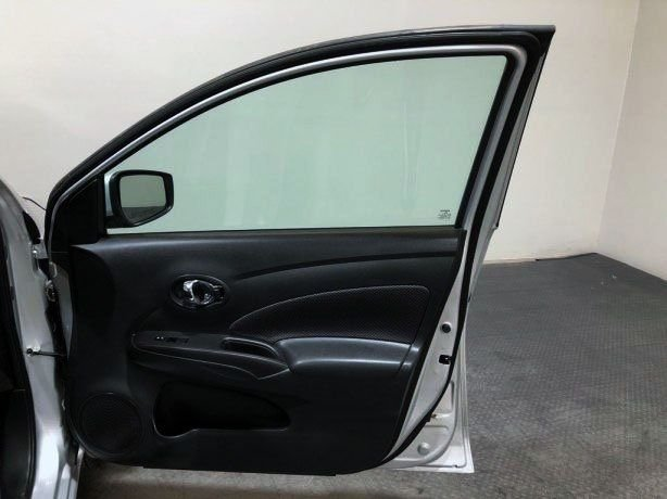used 2018 Nissan Versa for sale near me