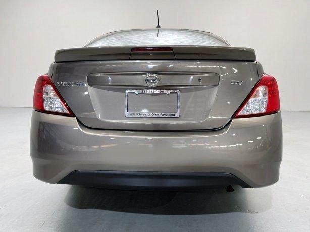 2017 Nissan Versa for sale