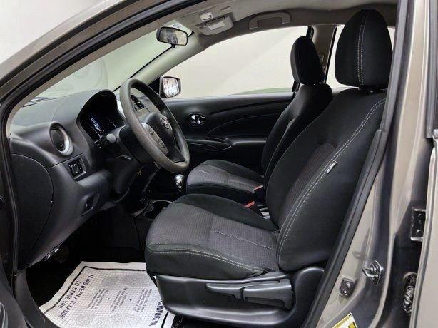 used 2017 Nissan Versa for sale Houston TX