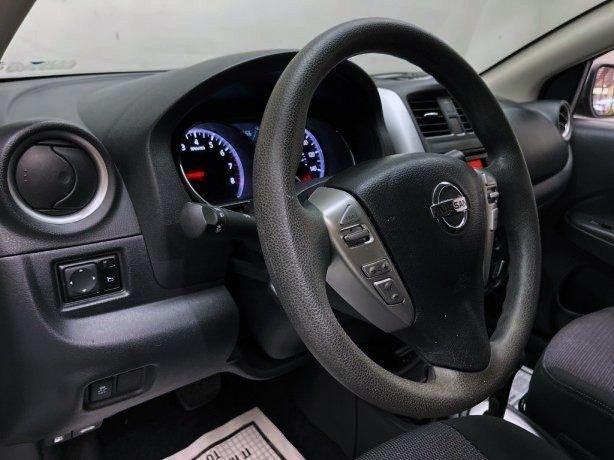 2017 Nissan Versa for sale Houston TX