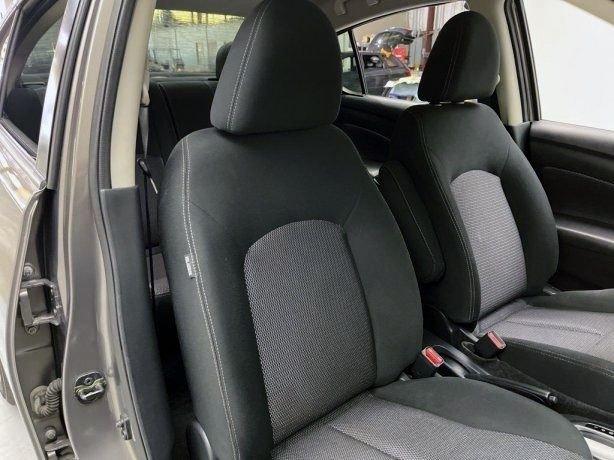 cheap Nissan Versa for sale Houston TX
