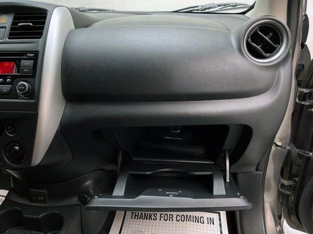 cheap used 2017 Nissan Versa for sale