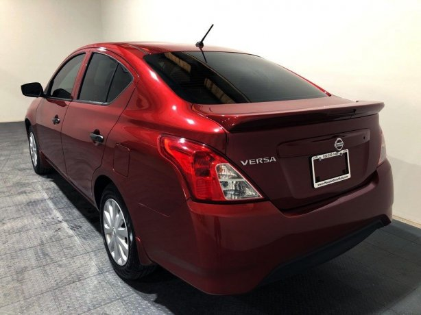 Nissan Versa for sale near me