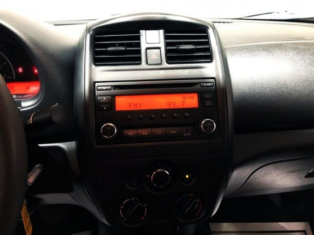 good used Nissan Versa for sale