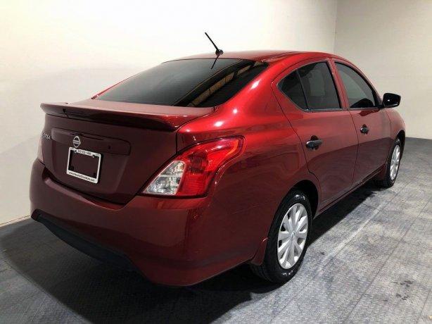 used Nissan Versa