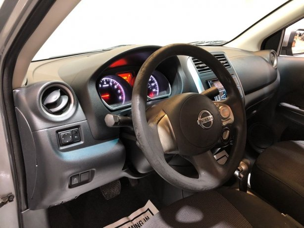 2014 Nissan Versa for sale Houston TX