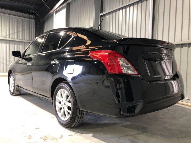 used Nissan Versa for sale near me